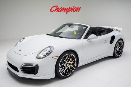 2015 Porsche 911 Turbo S Cab picture #1