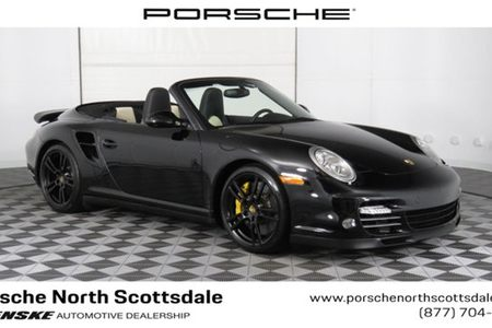 2013 911 2dr Cabriolet S Turbo picture #1