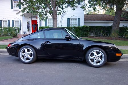 1995 911 C2 Coupe picture #1