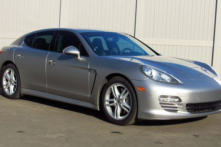 2011 Panamera 4dr HB 4 picture #1