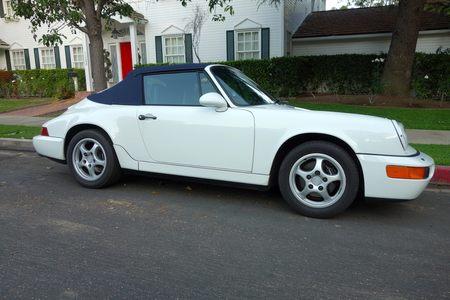 1992 911 C2 Cabriolet picture #1