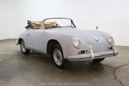 1959 356A Cabriolet With 2 Tops picture #1