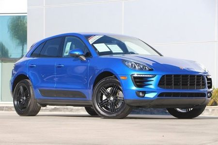 2016 Macan S picture #1