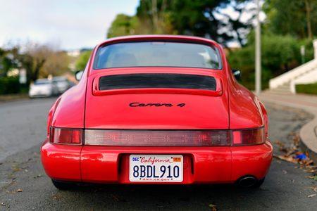 1989 911 Carrera 4 picture #1