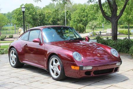 1998 911 Carrera 4S picture #1