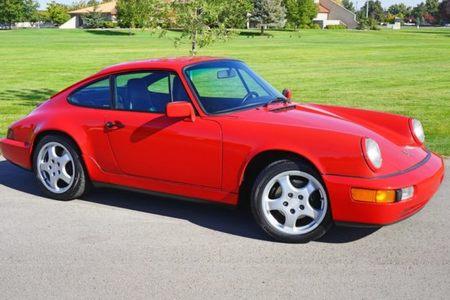 1991 911 (964) Carrera 4 picture #1