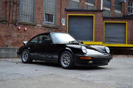 1987 911 Carrera 3.2 G50 picture #1