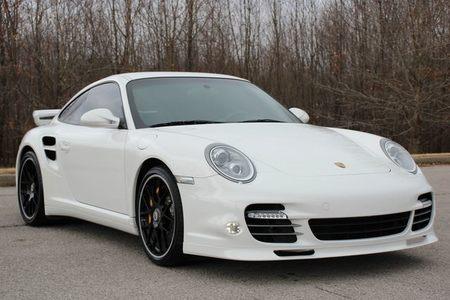 2012 911 Turbo S picture #1