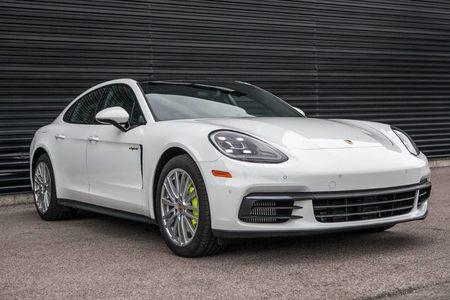 2018 Porsche Panamera 4 E-Hybrid picture #1