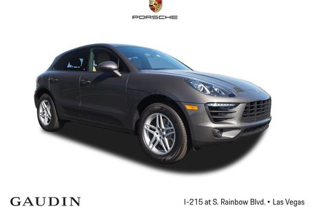 2018 Macan Base picture #1