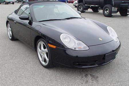 1999 911 C4 Cabriolet picture #1