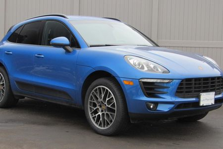 2016 Macan AWD 4dr S picture #1