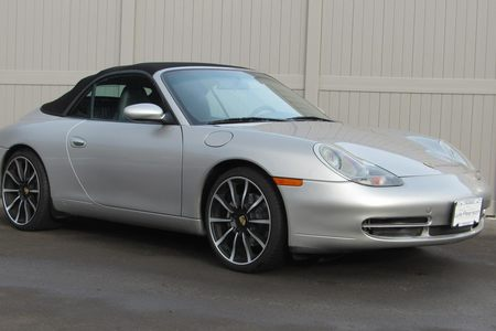 2001 911 Carrera 2dr Carrera 4 Cabriolet 6-Spd Man picture #1