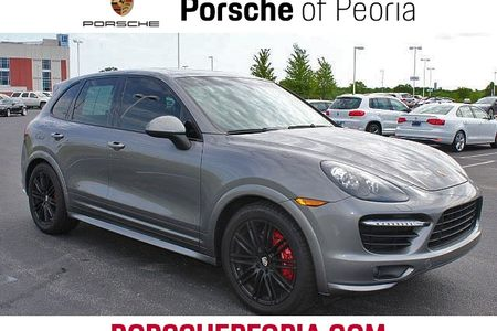2013 Cayenne GTS picture #1