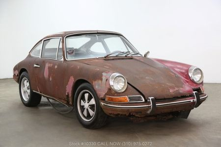 1968 911 Karmann Coupe picture #1