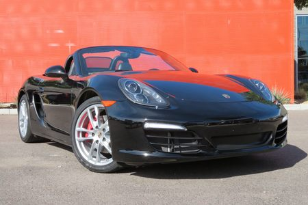2013 Boxster S picture #1