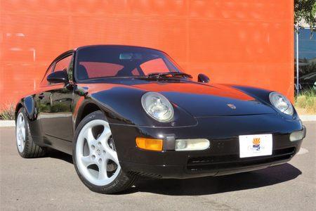 1996 911 993 Carrera Coupe picture #1