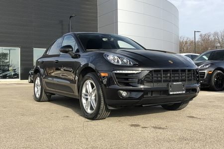 2018 Porsche Macan Base picture #1