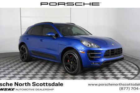 2016 Macan AWD 4dr Turbo picture #1