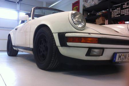 1984 Porsche 911 3.2 Carrera (targa) picture #1