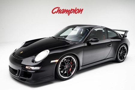 2008 Porsche 911 GT3 picture #1