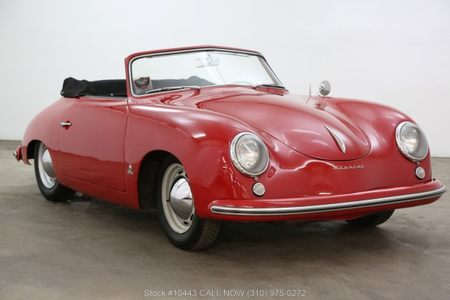 1953 356 Pre-A Bent Window Cabriolet picture #1