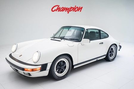 1987 Porsche 911 Carrera picture #1