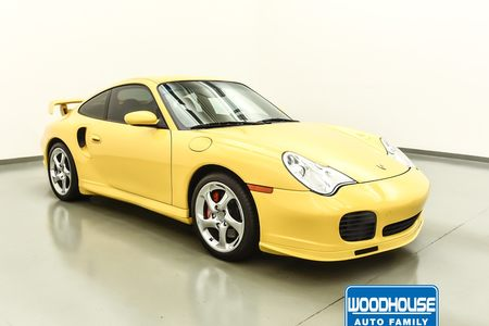 2002 911 Turbo Coupe Tiptronic picture #1