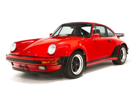 1987 911 2dr Coupe 4-Spd Turbo 2dr Coupe 4-Spd Turbo picture #1
