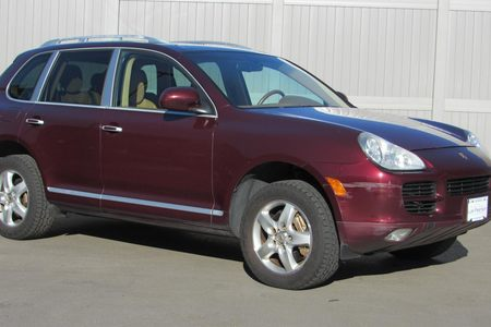 2006 Cayenne 4dr S Tiptronic picture #1