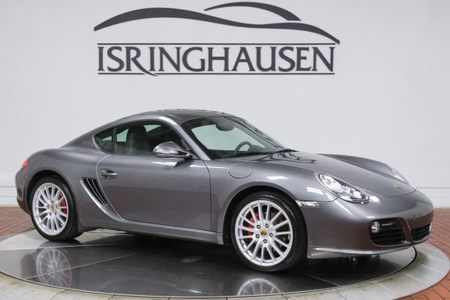 2011 Cayman S picture #1