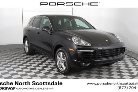 2015 Cayenne AWD 4dr Diesel picture #1