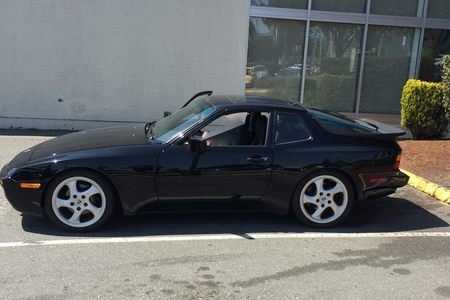 1989 Porsche 944 Turbo S picture #1