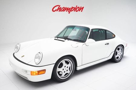 1991 Porsche 911 Carrera picture #1