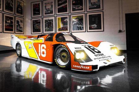 1986 Porsche 962 Racecar picture #1