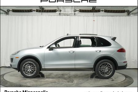 2015 Cayenne AWD 4dr S picture #1