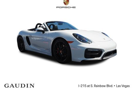 2016 Boxster GTS picture #1