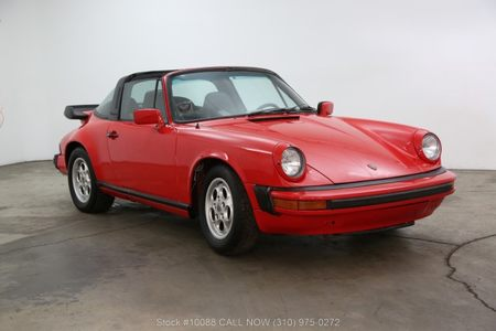 1982 911SC Targa picture #1