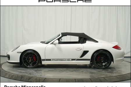 2011 Boxster 2dr Roadster Spyder picture #1