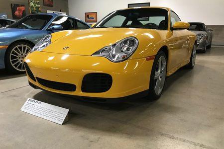 2005 911 Carrera 4S picture #1