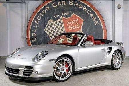 2010 Porsche 911 Turbo 6-SPEED Cabriolet picture #1