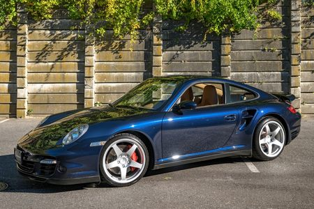 2007 Porsche 911 Turbo picture #1