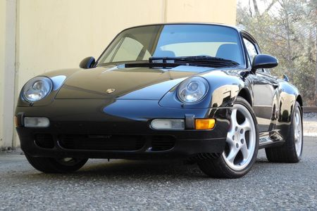1996 993 Turbo Coupe, All Original, Low Miles picture #1