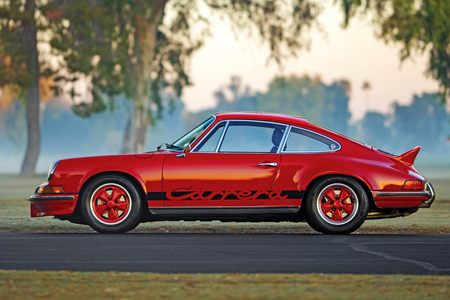 1973 911 RS 2.7 Touring picture #1