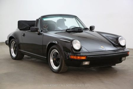 1988 Carrera Cabriolet picture #1