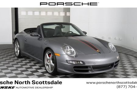 2006 911 2dr Cabriolet Carrera 4S picture #1