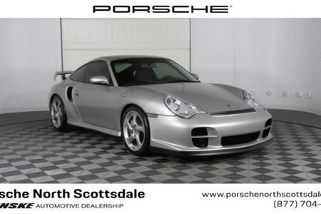 2002 911 Carrera 2dr Carrera GT2 Turbo 6-Speed Manual picture #1
