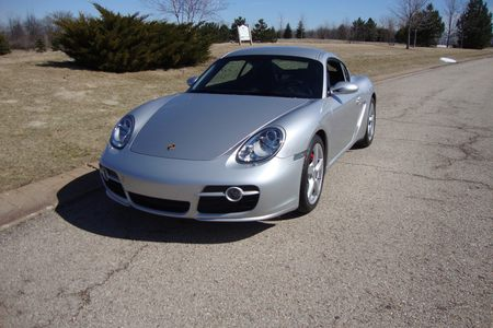 2008 Cayman S picture #1