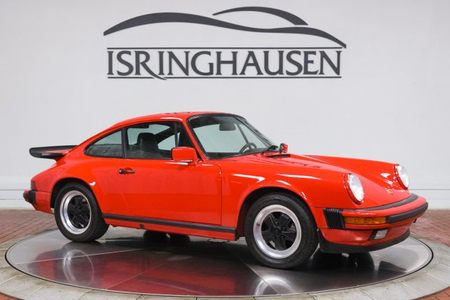 1988 911 Carrera picture #1