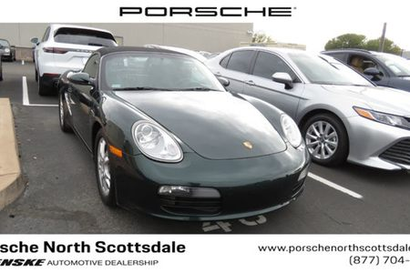 2007 Boxster 2dr Roadster picture #1